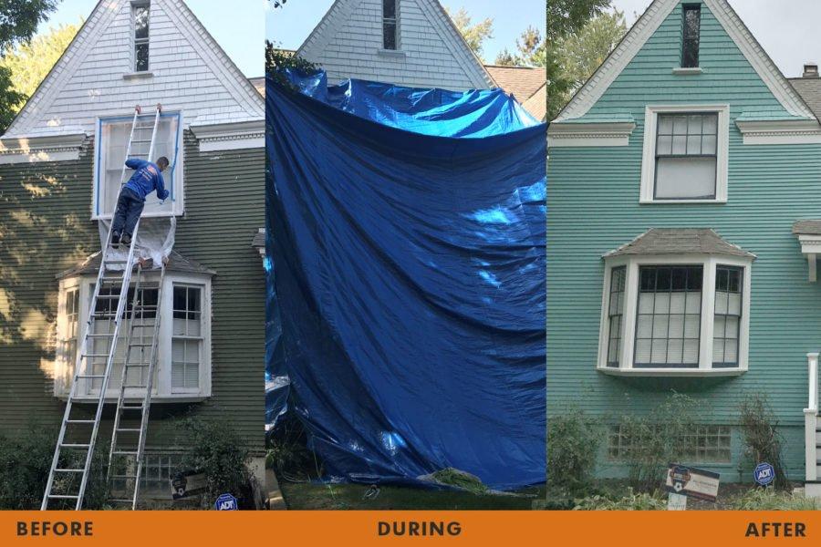 EPA house restoration
