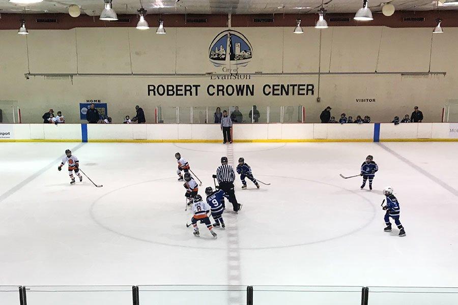 Evanston Hockey Days