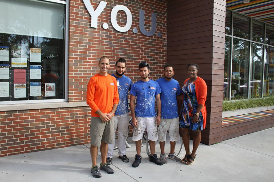 Evanston community project