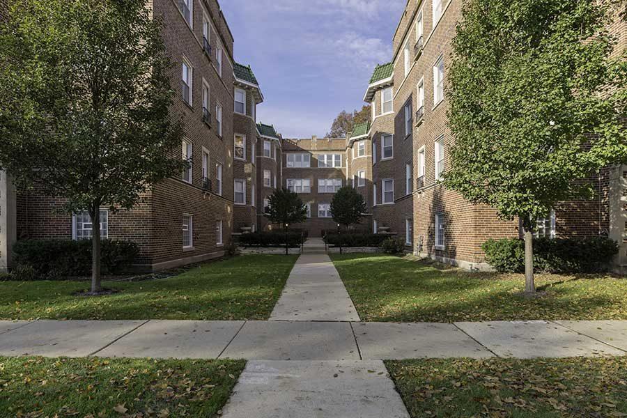 apartment building management