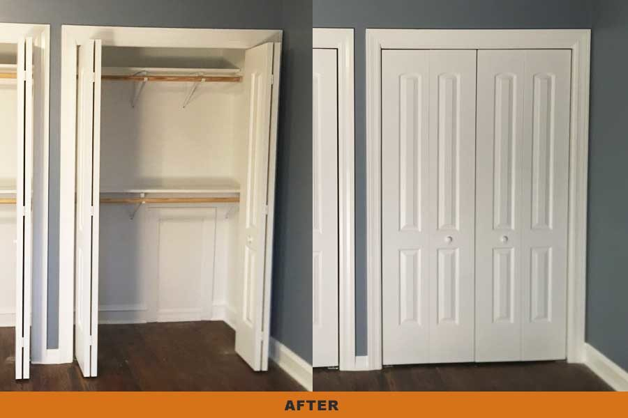 closet carpentry