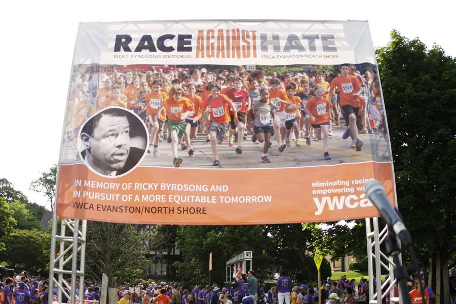 Evanston Race Against Hate