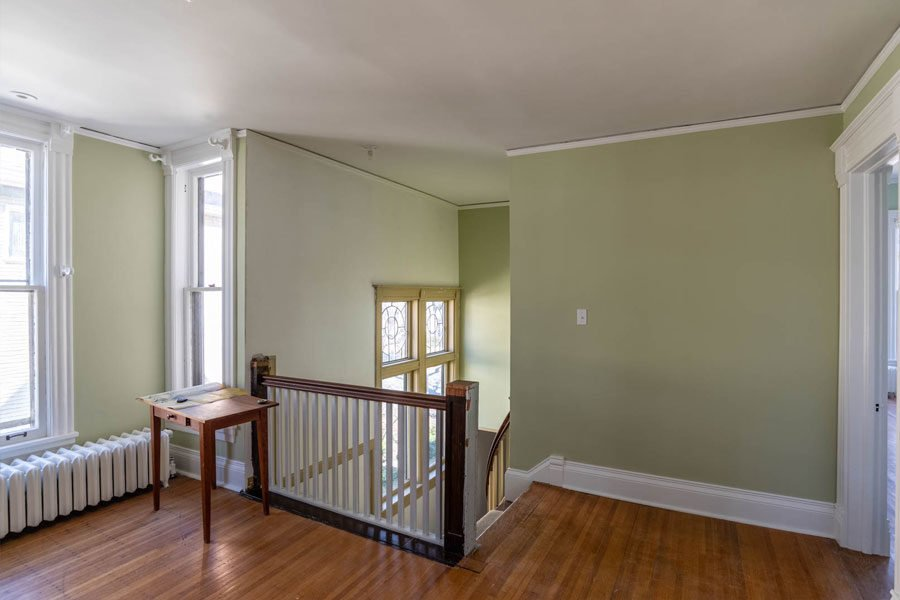 multilevel interior painting